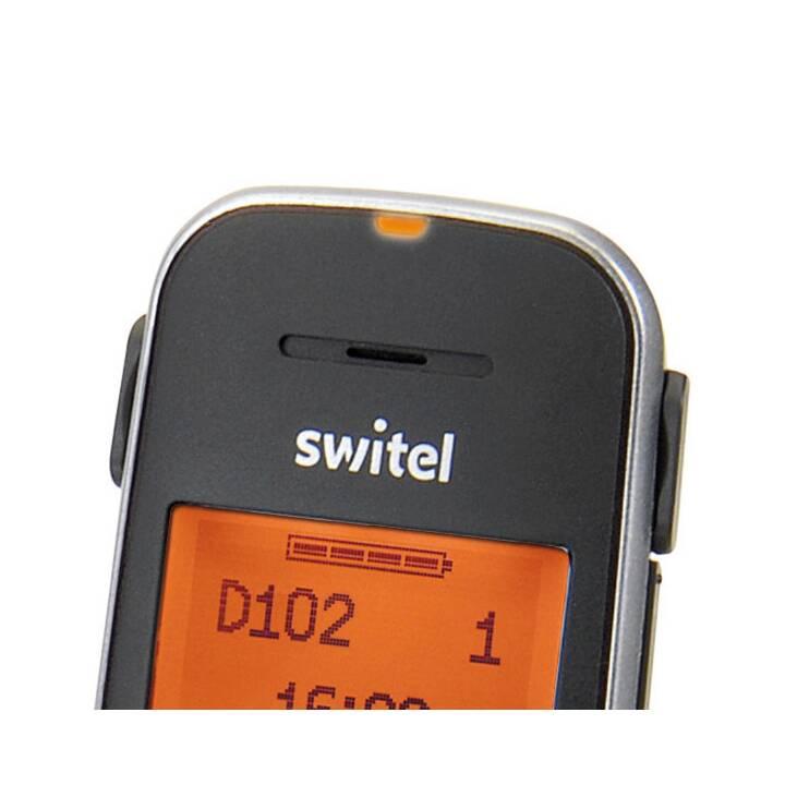 SWITEL D102 Duo (Schwarz)