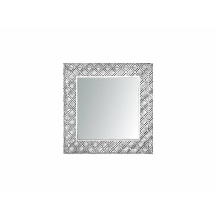 BELIANI Evettes Wandspiegel (80 cm x 80 cm)