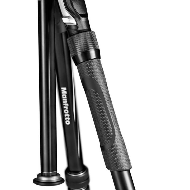 MANFROTTO Befree 2n1 Monopod Trépied (Aluminium)