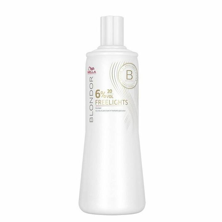 WELLA Blondor Freelights 6% (1 l)