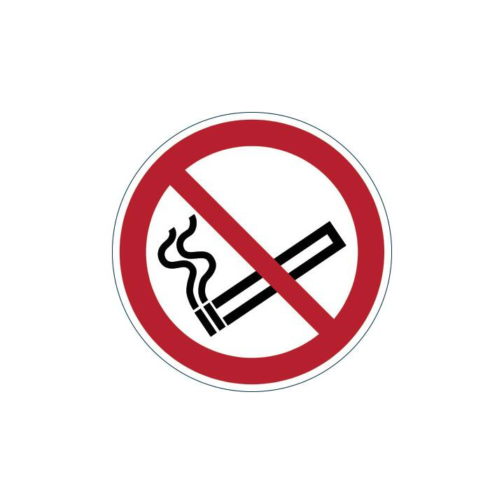 Simbolo di divieto di fumo DURABILE Proibito