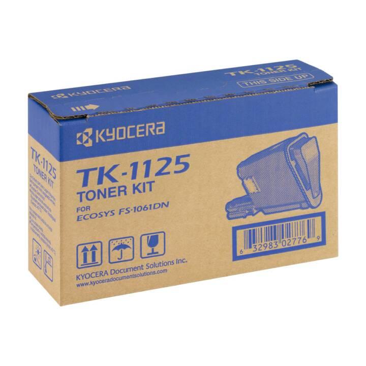KYOCERA TK 1125 - Nero - Nero - Originale - Cartuccia toner