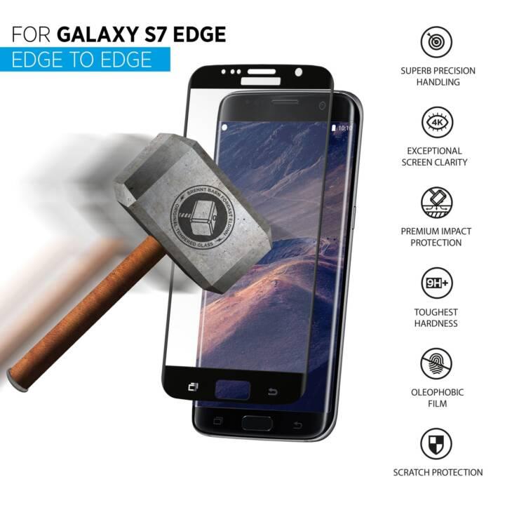 THOR nero a schermo intero per Galaxy S7 Edge