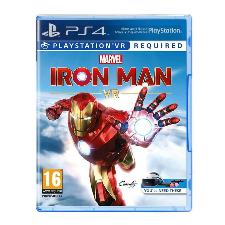 Iron Man VR (DE, FR, IT)