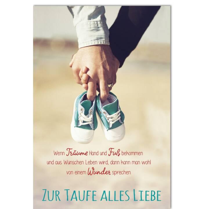 BRAUN + COMPANY Glückwunschkarte Shoes