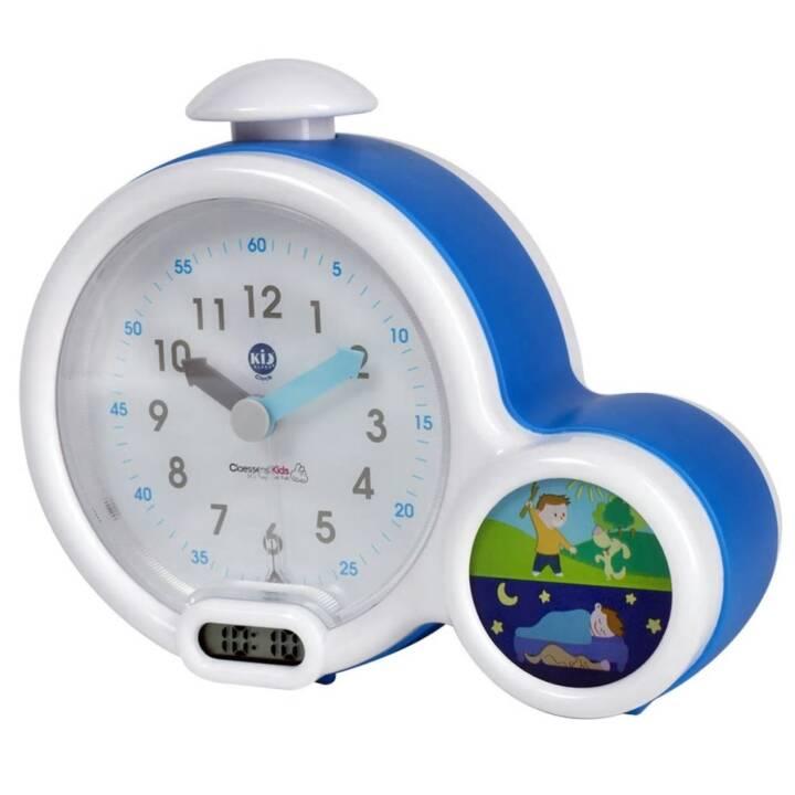 "PABOBO Kid'Sleep ""Clock"" (Blau, Weiss, Kinderwecker)"