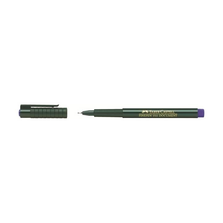 FABER-CASTELL FINEPEN 0.4mm Blau