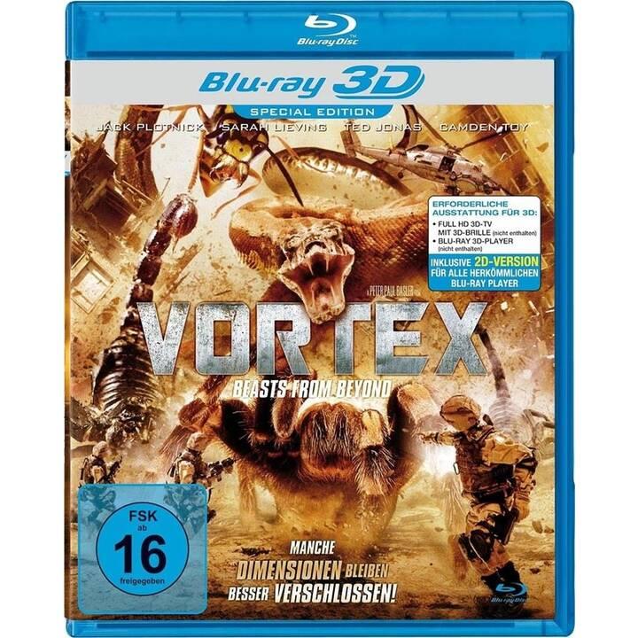 Vortex - Beasts from beyond (DE, EN)