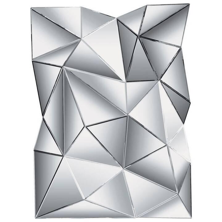 KARE Prisma Wandspiegel (105 cm x 140 cm)
