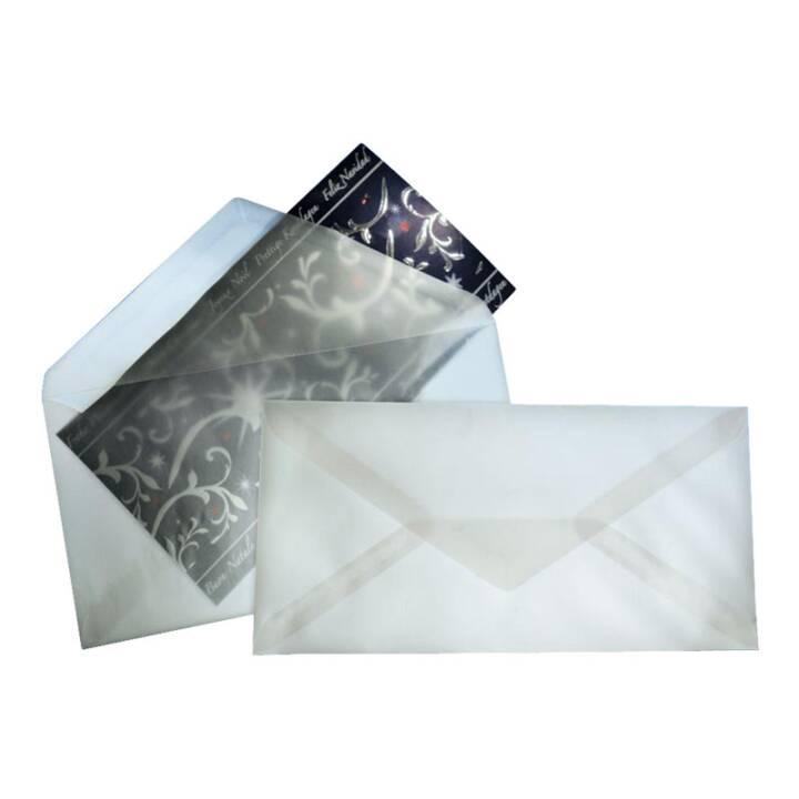 SIGEL DU130 Enveloppe en papier blanc