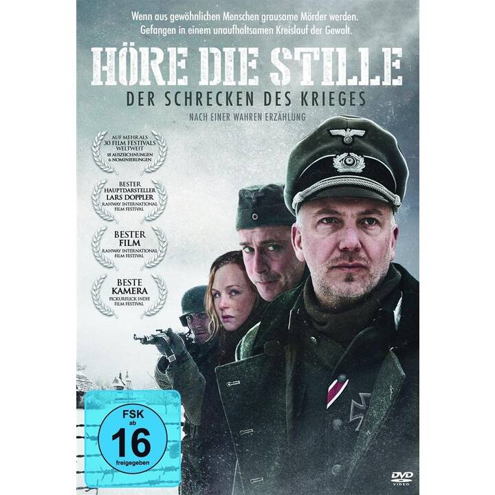 Höre die Stille - Der Schrecken des Krieges (DE)