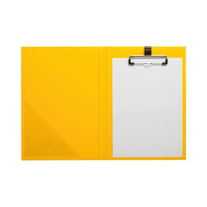 PAGNA Blockmappe Color A4 gelb
