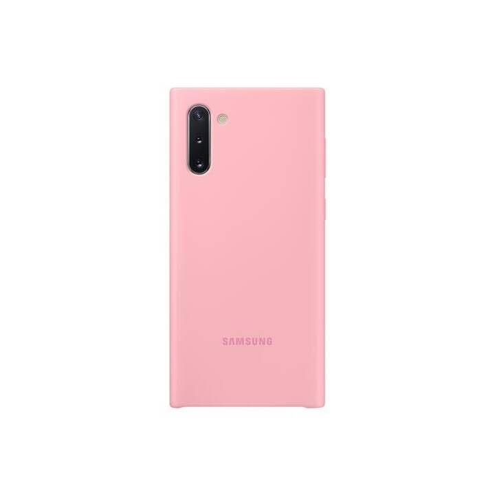 SAMSUNG Softcase (Galaxy Note 10, Pink)