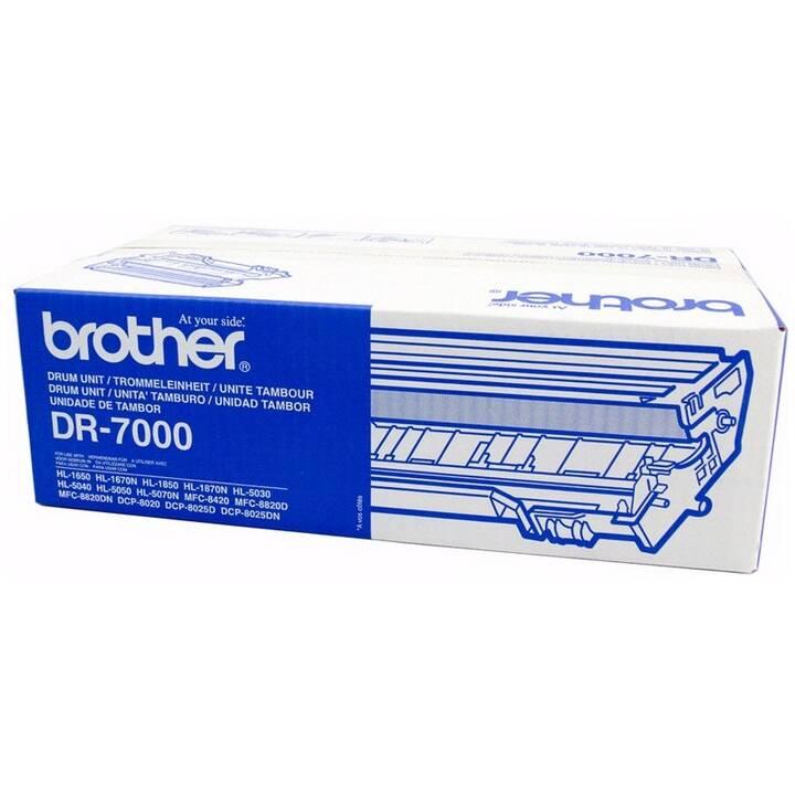BROTHER DR-7000 (Tamburi, Nero)