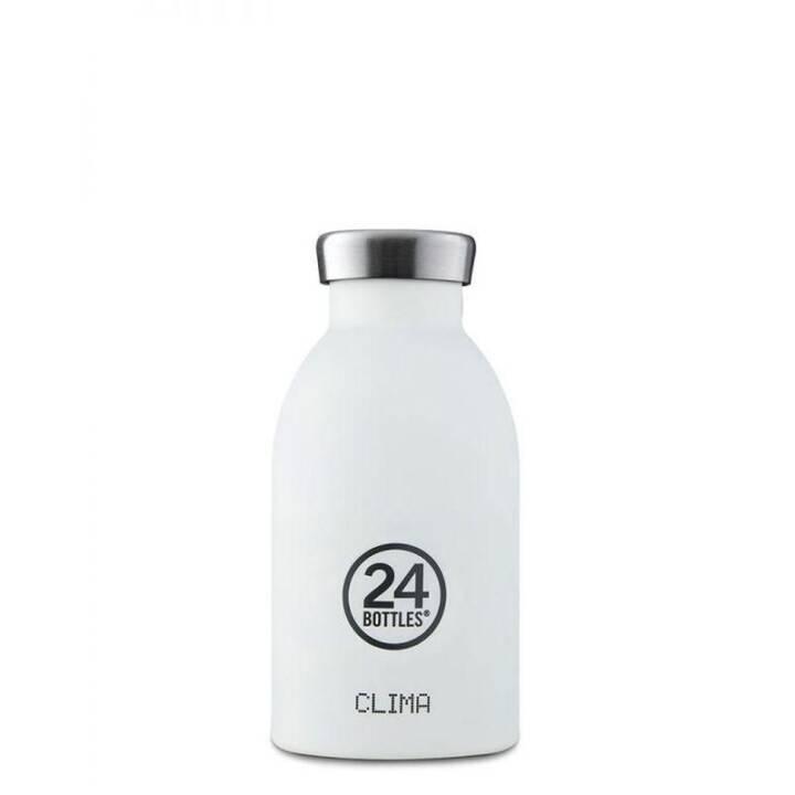 24BOTTLES Thermos Clima Ice White (Bianco, 0.33 l)
