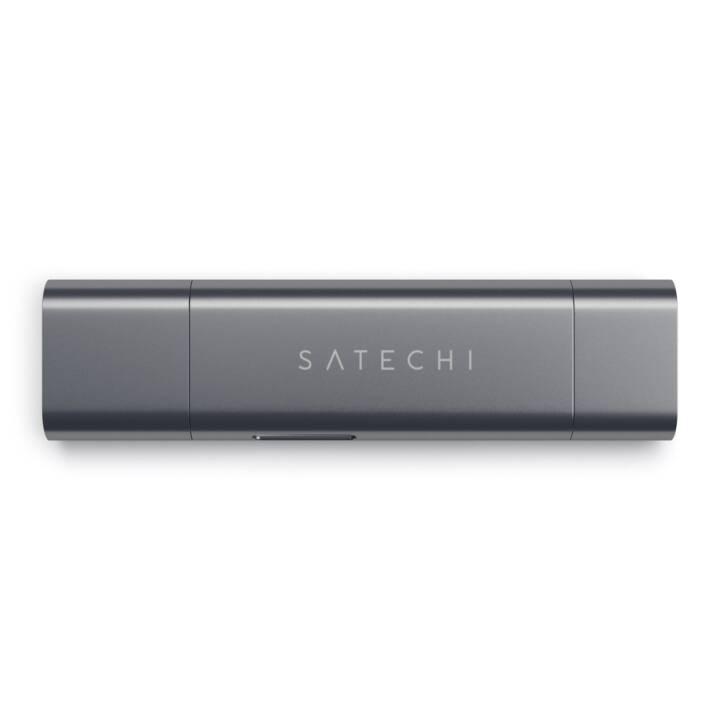 SATECHI USB-C Kartenleser