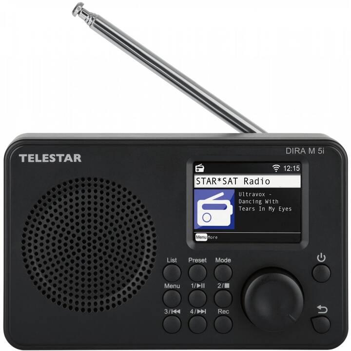 TELESTAR Dira M 5i Radio internet (Nero)