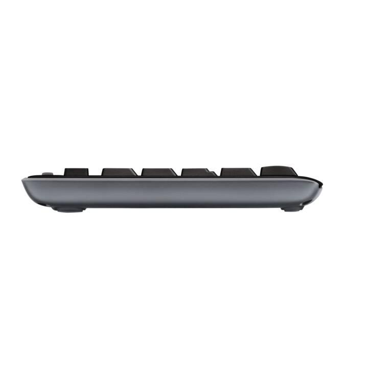 Logitech Wireless Combo MK270 - ensemble clavier et souris - nordique