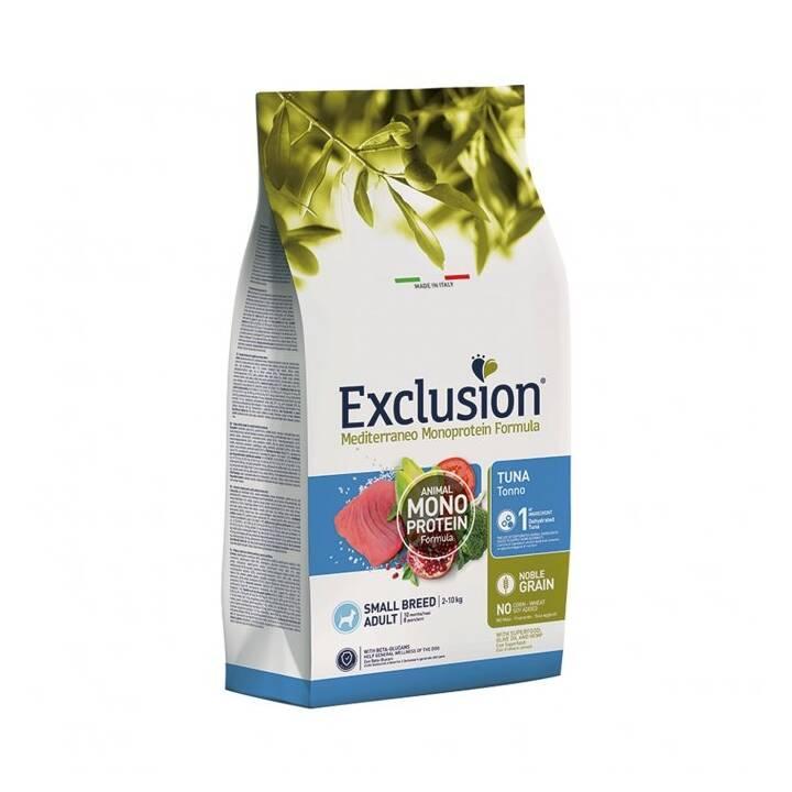 EXCLUSION Alimentation sèche (Adulte)