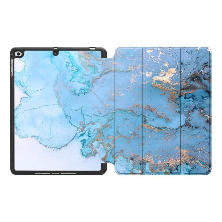 """EG MTT Hülle für Apple iPad Mini 5 2019 7.9"""" - Marmor"""