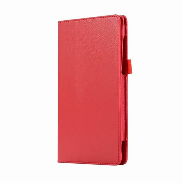 """EG étui à rabat pour Lenovo Tab 7 Essential 7304F / I / X 7"""" - rouge"""