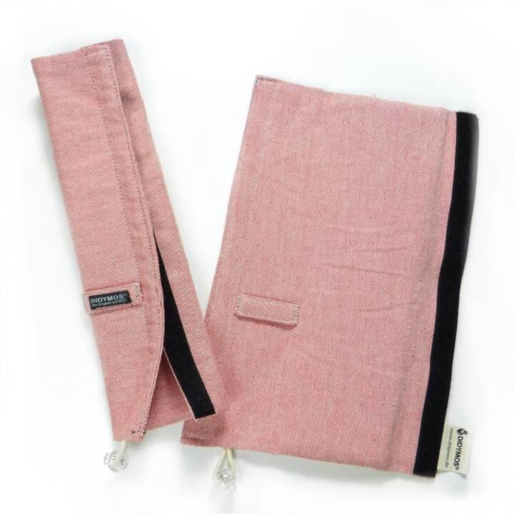 DIDYMOS Gurtpolster DidyPad (Rosa)
