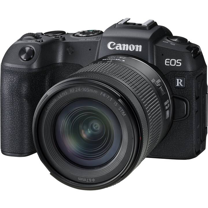 CANON EOS RP + RF 24-105mm IS STM Kit (26.2 MP, Vollformat)