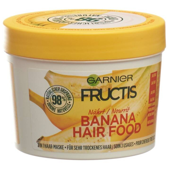 GARNIER Fructis Hair Food Banane 390 ml