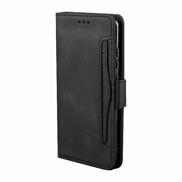 EG Mornrise Etui portefeuille pour Xiaomi Redmi K20 Pro - Noir
