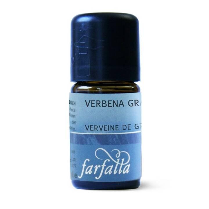 FARFALLA Olio essenziale Verbena Grasse (Verbena, 10 ml)