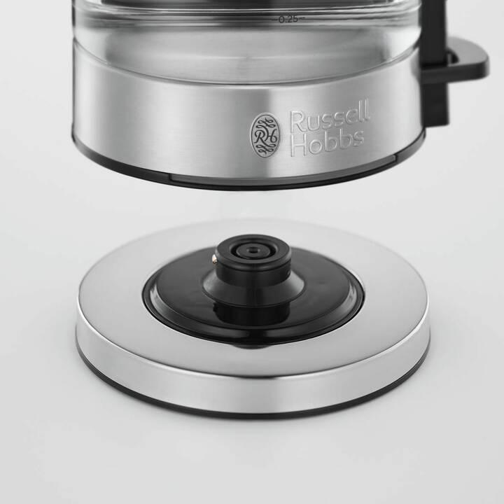 RUSSELL HOBBS Compact Home 24191-70 (0.8 l, Transparente, Acciaio inox)