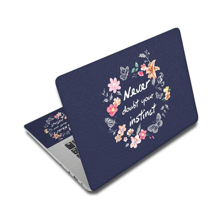 "EG adesivo per laptop 15"" - scrittura"