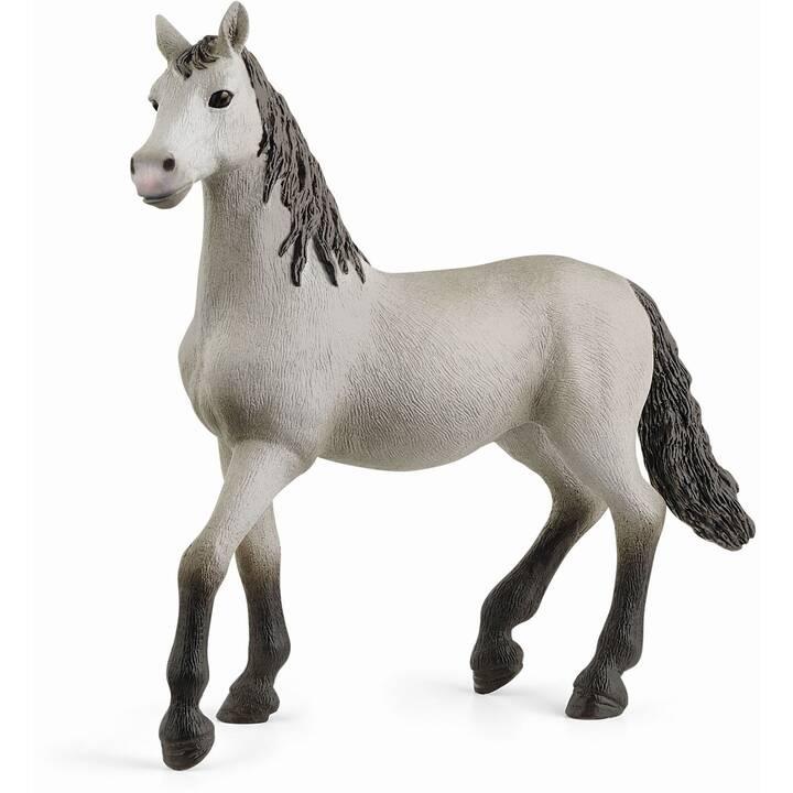 SCHLEICH Horse Club Pura Raza (1 pezzo, Grigio)