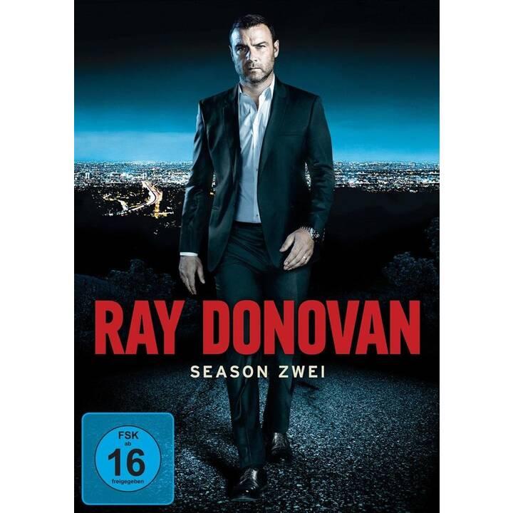 Ray Donovan Saison 2 (ES, DE, EN, FR)