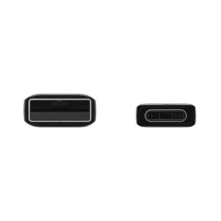SAMSUNG Câble (USB Typ-A, USB-C, 1.5 m)
