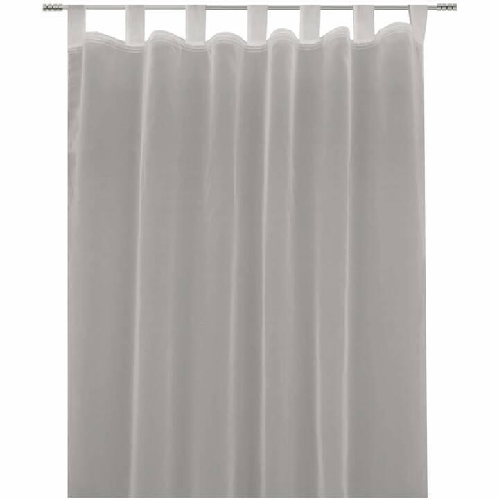 LIVIQUE Vorhang Voile (135 cm x 245 cm)