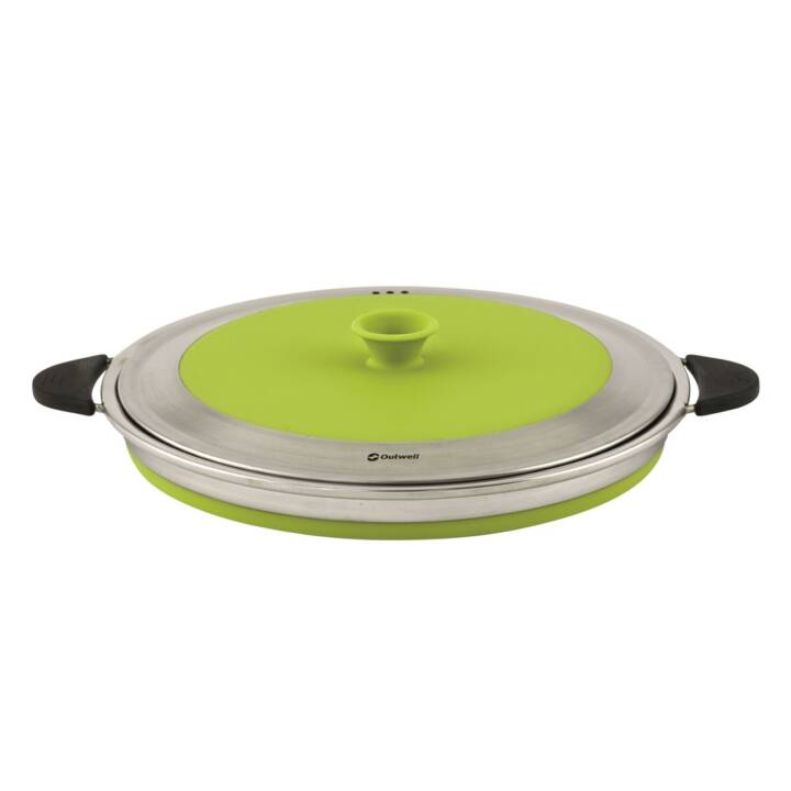 OUTWELL Ustensiles de cuisine outdoor Collaps (Vert, Noir, 4.5 l)