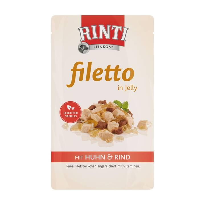 RINTI filetto Nassfutter