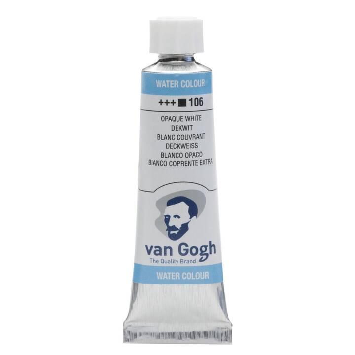 VAN GOGH Colore acquerello 106 (10 ml, Bianco)