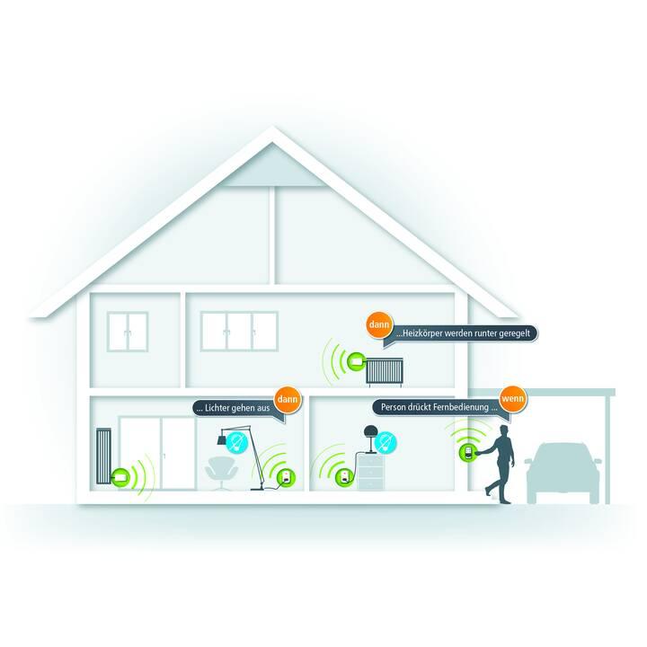 DEVOLO Station de base Home Control Heizkörperthermostat