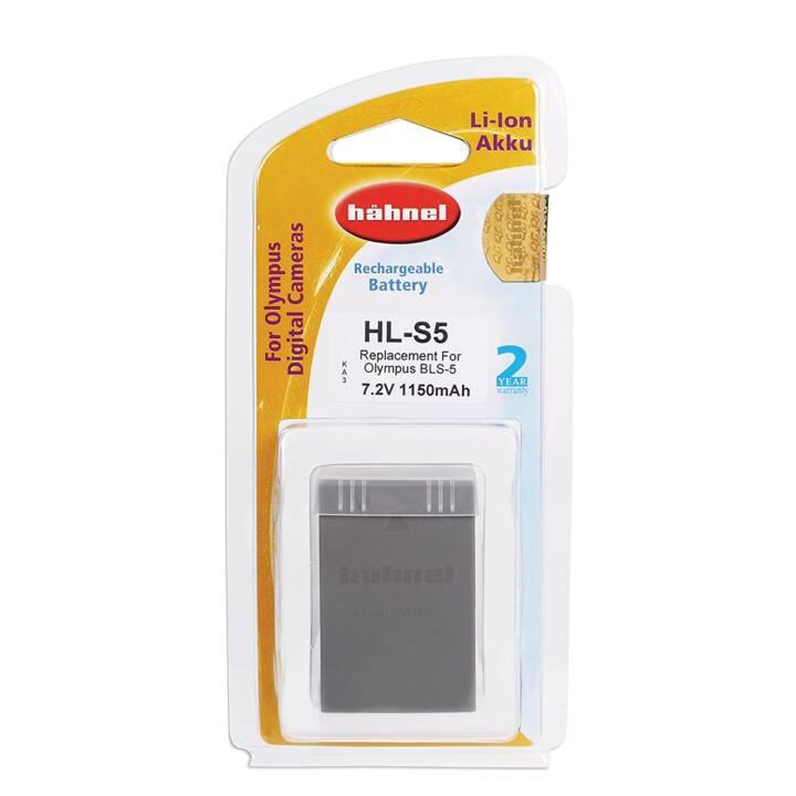 Batteria della fotocamera digitale HÄHNEL HL-S5, 1150 mAh