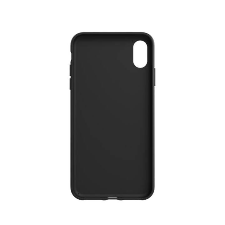 ADIDAS Copertina posteriore stampato PU iPhone XS Max
