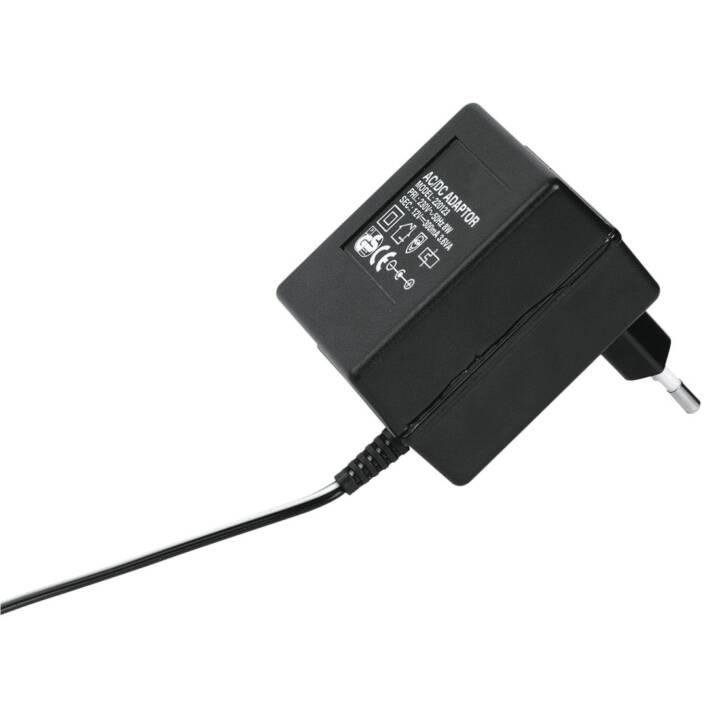 HAMA PA 506 (Amplificatori per stereo, Nero)