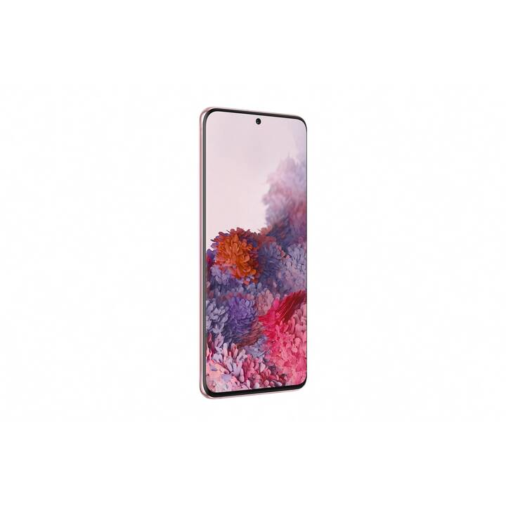 "SAMSUNG Galaxy S20 (6.2"", 128 GB, 64 MP, Cloud Pink)"