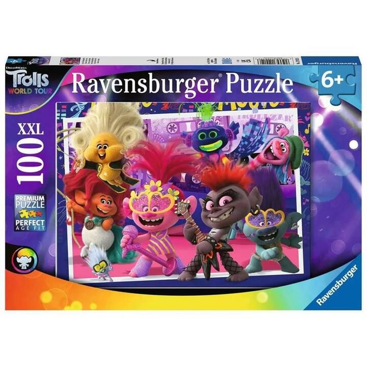RAVENSBURGER Trolls 2 (Puzzle 2D)