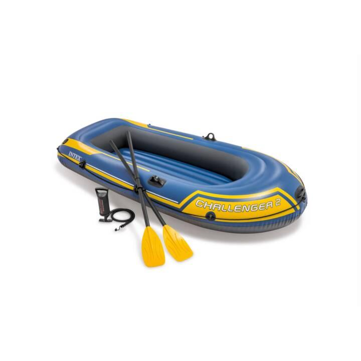 INTEX Schlauchboot Challenger 2 (236 cm, 2 Personen)
