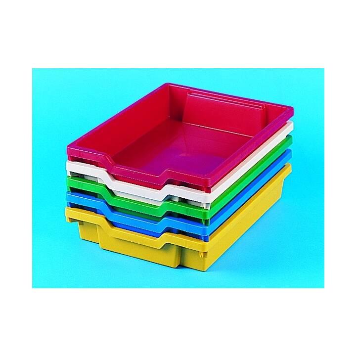 OPO Boîtes d'assortiment Typ F2 yellow (15 cm x 31.2 cm x 42.7 cm)