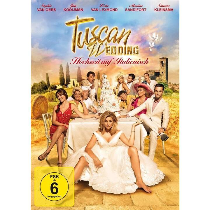 Tuscan Wedding - Hochzeit auf Italienisch (DE)