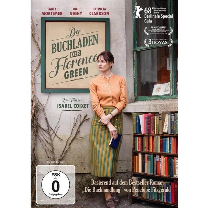Der Buchladen der Florence Green (DE, EN)
