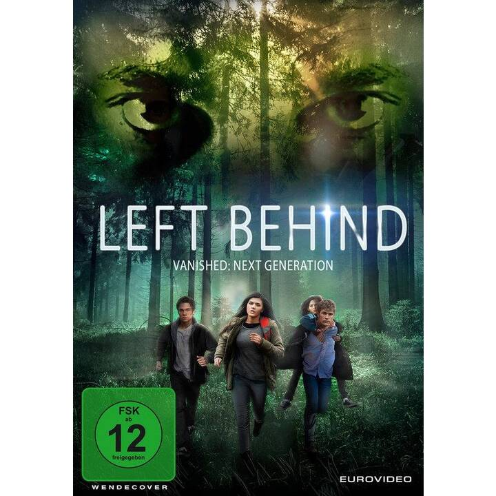 Left Behind - Vanished: Next Generation (DE, EN)